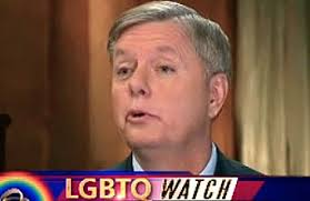 Gay Gay Gay Meme - it s time to out lindsey graham
