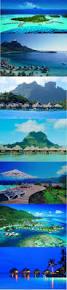 Bora Bora On Map Of The World by Fantasy Island