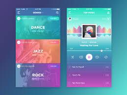 app design inspiration player inspiration design inspiration ui design and ui ux