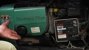 rv generator service series battery wiring diagram