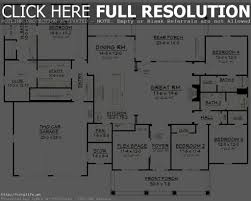simple 4 bedroom house plans that are printable corglife 10 floor