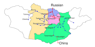 Ces Map Mongolian Hydraulic Structures төвийн эрчим хүчний системийг усны