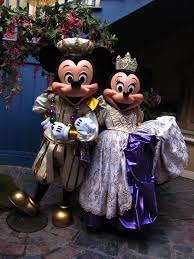 mardi gras king and costumes meeting mardi gras king mickey and minnie during the flickr