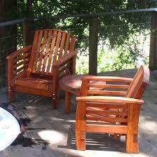 Redwood Patio Table Vintage Redwood Outdoor Furniture Sets U2014 Decor Trends