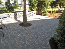 Patio Around Tree Patio Palmetto Stone Group