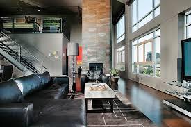 modern penthouse by benning design associates homeadore
