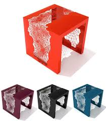 Side Table Designs by Colorful Side Table Shelby Knox