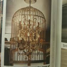 Birdcage Chandelier Shabby Chic Black Iron Birdcage Chandelier Stunning By Beatricerosecottage