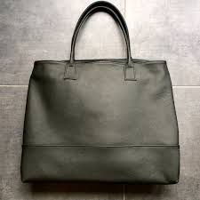 Handmade Leather Tote Bag - handmade leather tote bags vank design