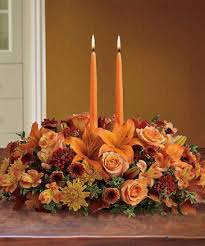 family gathering thanksgiving centerpiece in colorado springs co