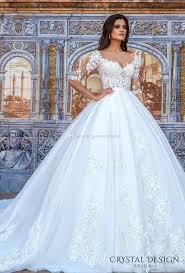 Wedding Dresses Ball Gown Princess Ball Gown Royal Train Wedding Dresses 2017 Crystal Design