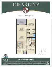 lennar floor plans bonita national floorplans leading country club sales team