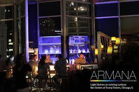 led lighted bar shelves amazon com led liquor shelf and bottle display 4 ft length made