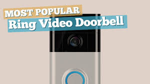 Most Popular Amazon Ring Video Doorbell Most Popular On Amazon Youtube