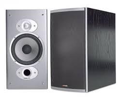 Best Polk Audio Bookshelf Speakers Polk Audio Rti6 Bookshelf Speakers Review Test