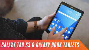 amazon black friday the verge samsung u0027s galaxy tab s3 will be available on march 24th for
