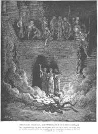 shadrach meshach and abednego in the furnace gustave dore