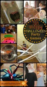 halloween murder game chicken babies top 10 halloween party games
