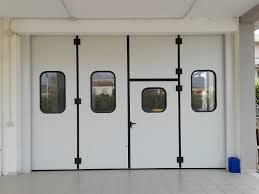 porte per capannoni le nostre realizzazioni cesarotti portoni industriali