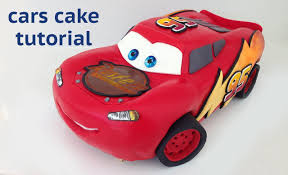 car cake cars cake tutorial how to cook that disney lightning mcqueen