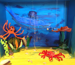 ten easy ocean diorama crafts