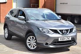 nissan qashqai 2015 grey wessex garages used next gen nissan qashqai acenta at pennywell