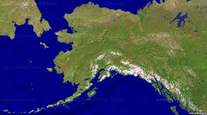Alaska Map Outline by Map Most Popular Attraction In Every State Timecom United States