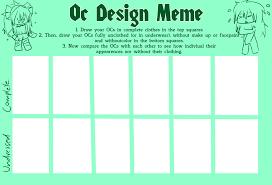Oc Meme - oc design meme by errya on deviantart