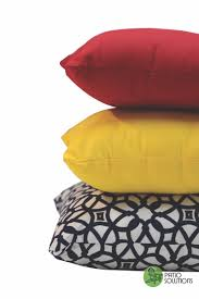 Chair Cushions Pottery Barn Ideas Comfy Sunbrella Cushions With Beautiful Option Colors For