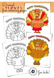 free thanksgiving coloring pages onecreativemommy