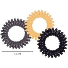 hair elastics spiradelic hair elastics