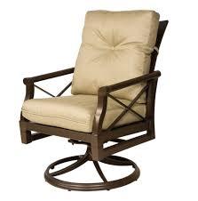 Recliner Patio Chair Patio Furniture Swivel Rocker Recliner Glf Home Pros Chairs Chair