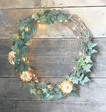 fall pottery barn wreath for less momma hearts baby