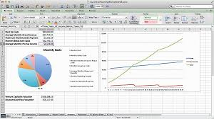 business plan spreadsheet template excel microsoft word and excel