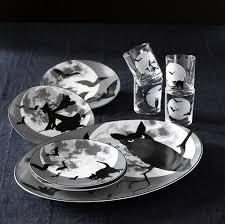 Halloween Entertaining - halloween plates halloween dinnerware dinnerware set ideas