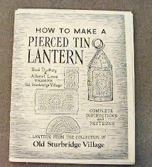 revere lantern a paul revere pierced tin lantern