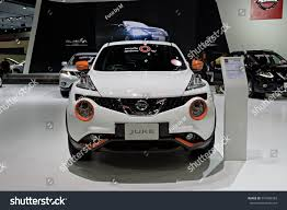 nissan thailand nonthaburi thailand march 28 nissan juke stock photo 597480383