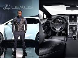 lexus kingsport tn will i am designs lexus nx with 4 panoramic camera lenses abc news