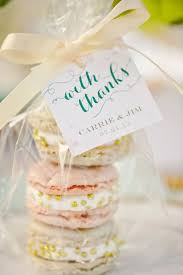 wedding goodie bags delicious sweet box bake goods amazing colorful adorable