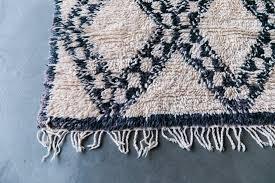 Berber Carpet Patterns Sold King Of The North Beni Ourain Vintage Moroccan Berber Carpet
