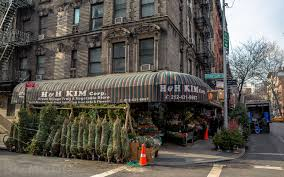 photo essay nyc u0027s incredible christmas tree seller subculture