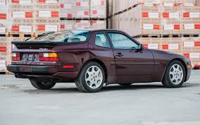 purple porsche 944 porsche 944 turbo s 1988 us wallpapers and hd images car pixel