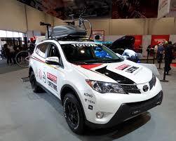 toyota rav4 racing 10 best car creations from the 2013 sema kelley blue book