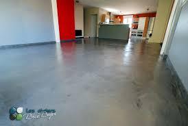 renovation carrelage sol cuisine sol cuisine bton cir sol de cuisine avec sol en bton gris