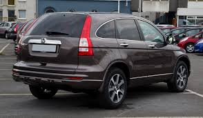 honda cr v third generation wikiwand