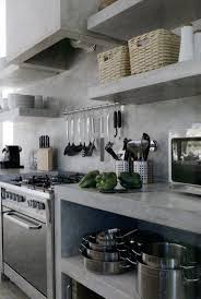 83 best cool concrete kitchens images on pinterest