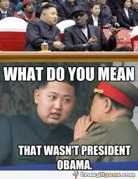 Funny Korean Memes - korean leader made a mistake