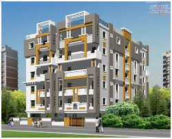 Modern Apartment Building Elevations And Perfect Dream House - Apartment complex designs