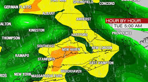 Weather Map Ny Spring Like Weather Today Tomorrow But More Rain In The Forecast