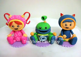 team umizoomi cake topper my tips for modelling figures the violet cake shop
